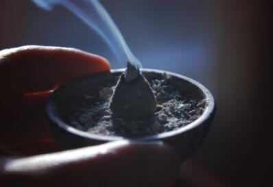 fumée[br]sacrée